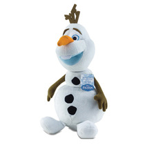 Pelúcia Olaf Frozen Disney Que Fala Dtc 3630