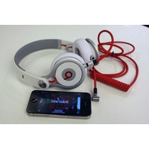 Fone De Ouvido Monster Beats By Dr. Dre Mixr David Guetta