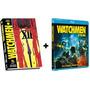 Watchmen Hq Edição Definitiva + Watchmen - O Filme - Bluray