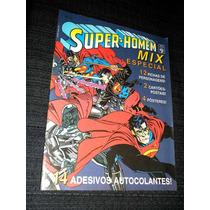 Super-homen Mix Especial - Ótimo Estado - Heroishq