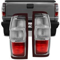 Lanterna Traseira Ford Ranger 2010 2011 2012 Bicolor