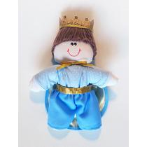Boneco De Pano Principe 20cm