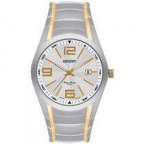 Relógio Orient Mtss1044 S2sk Masculino Prata - Refinado