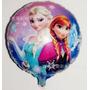 Balão Metalizado Frozen 45. Cm Diâmetro