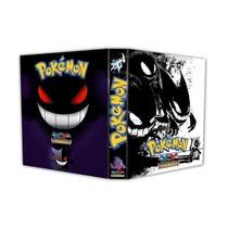 Pasta Fichário Pokemon P/cards Phantom Forces/mais 30 Folhas