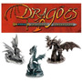 Dragões E Criaturas Fantásticas Miniatura Chumbo Escolher
