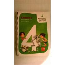 Livro Ciências 4º Ano Aprender Juntos
