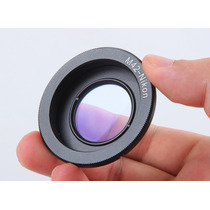Anel Adaptador M42 Para Nikon Ai - Foco No Infinito