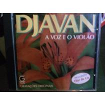Djavan, Cd A Voz E O Violão, Som Livre-1976