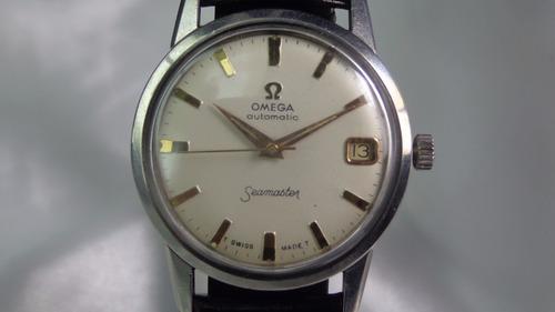 1d00d16d7f4 Relógio Omega Seamaster Cal.562 De 1962 Microm.relogiodovovô - R ...