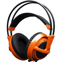 Fone Steelseries Siberia V2 Orange + Nfe
