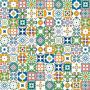 produto Vetores Azulejos Português Ladrilhos Corel Vetor - Volume 1