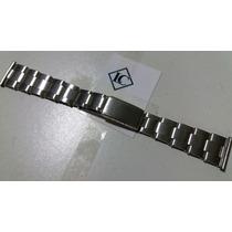 Pulseiras De Aço Eslástica Raro Relógios Tommy Tag Dk 18mm