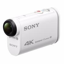 Câmera De Ação Sony 4k Fdr-x1000v Steadyshot Wifi Nfc