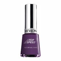 Top Speed Nail Enamel Esmalte 660 Grape 14,7ml Revlon