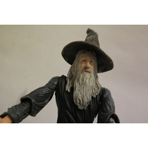 Senhor Aneis - Lord Of Rings - Gandalf The Grey Deluxe