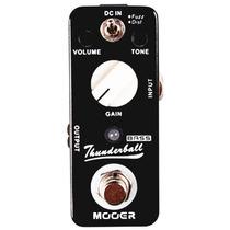 Pedal Mooer Thunderball Bass Fuzz Distortion - Pd0874