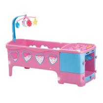 Berço Doce Sonho Rosa - Magic Toys - 12x S/ Juros