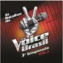 Cd The Voice Brasil Batalhas - 3ª Temporada (vol.1) *lacrado
