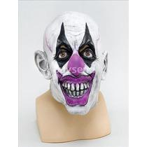 Máscara Do Palhaço - Overhead Assustador Joker Máscara Nova