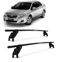 Rack Carro Toyota Corolla Todos Teto Automovel Aço Eqmax