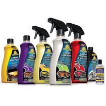 Kit Limpeza Automotiva Autoshine 7 Produtos + Brindes