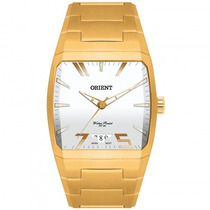 Relógio Orient Ggss1008 S1kx Masculino Dourado - Refinado