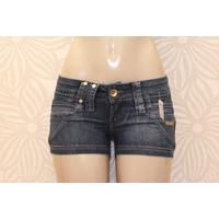 Short Shortinho Feminino Jeans Recruta - Tam 40