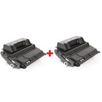 2x Cartucho De Toner Q1338a/38a/4200 Compativel 100% Novo