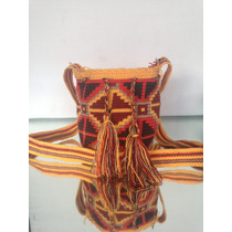 Mini Bolsa Wayuu Bag Colombiana Original