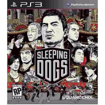 Sleeping Dogs Ps3, Midia Física, Em Portugues, Lacrado