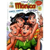 Colecao (todas) Turma Da Monica Jovem Digital 00 A 76