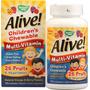Alive Multi Vitamínico O Melhor Do Mercado 120 Tabletes
