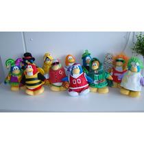 Club Penguin - Pinguim De Pelúcia Vários Modelos - Sem Moeda