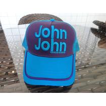 Bonés Jhon Jhon Várias Cores A Pronta Entrega