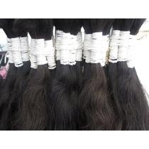 Cabelo Humano Para Mega Hair - Ondulado 70 Cm - (50 Gr)