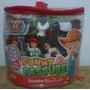 Brinquedo Pedagogico Fazendinha 30 Pças