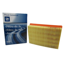 Filtro De Ar Do Motor Celta E Prisma Gm Original (93260511)