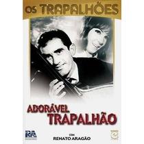 Dvd Adoravel Trapalhão - Raro - Cult -