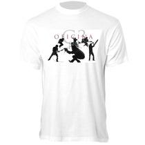 Camiseta Oficina G3 - Camisa Rock Gospel