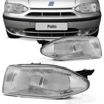 Farol Palio Siena Strada G1 96 97 98 99 2000 Fiat Cromado
