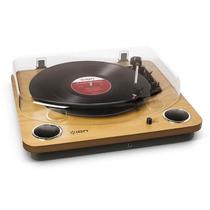Toca Discos Vitrola Maxlp Vinil Toca-discos C/ Alto-falantes