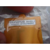 Adapatador Cartão Xd Utilizar Memórias Microsd Ou Transflas