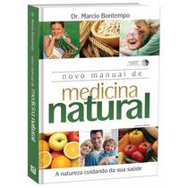 - Livro Novo Manual De Medicina Natural - Ridell (pa)