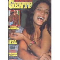 Fatos E Fotos 1977.sônia Braga.dercy.daniel Fredmann.herivel