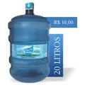 Refil Água Mineral 20 Litros Zona Leste Preço Esp. P/atacado