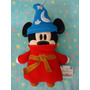 Pelúcia/travesseiro Tomy Arts Do Mickey Fantasia Disney