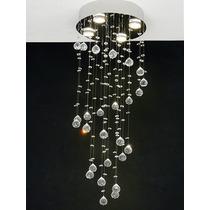 Lustres Em Cristal Asfour Direto Da Fabrica Com As Lâmpadas!