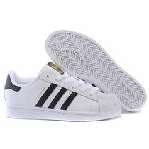 Adidas Star Superstar All White 2016 + Frete Grátis Todo Br