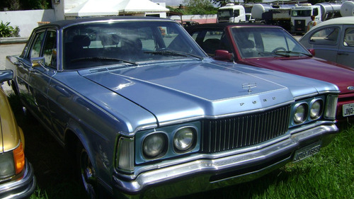 GALAXIE LTD LANDAU 1979 V8 DE COLEÇÃO CONSERVADO IMPECAVEL